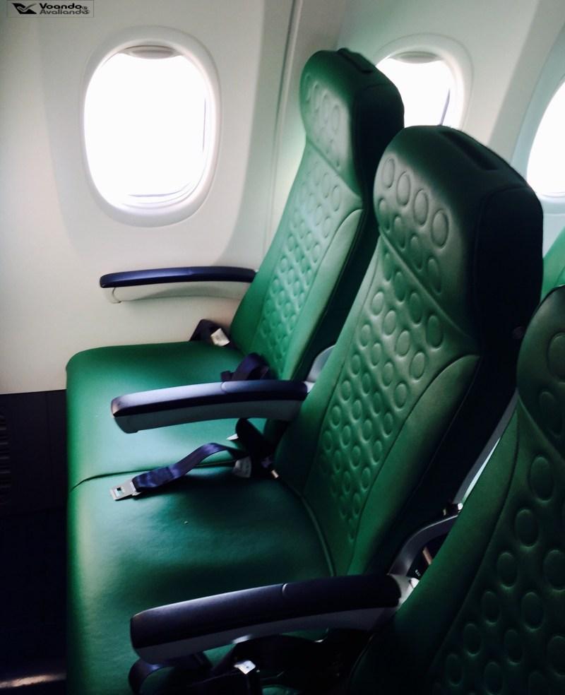 Inside - B737 - Transavia 5
