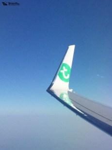 Winglet - B737 Transavia