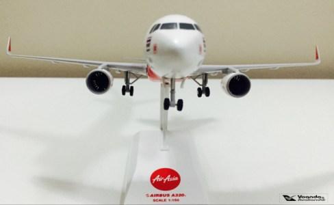 A320 - Air Asia 3