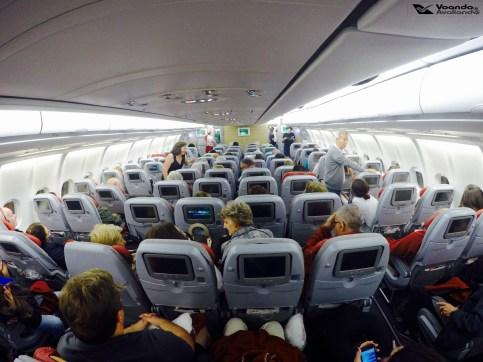 A330 - Alitalia - Visão Geral