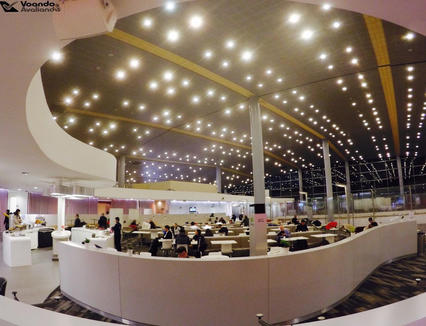 Sala VIP Avianca - Visão Geral 1