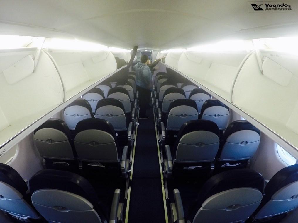 Assentos - E190 - Copa 2