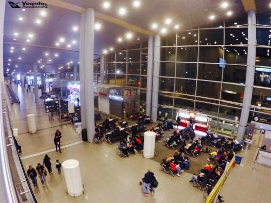 Sagão Embarque Bogota 2