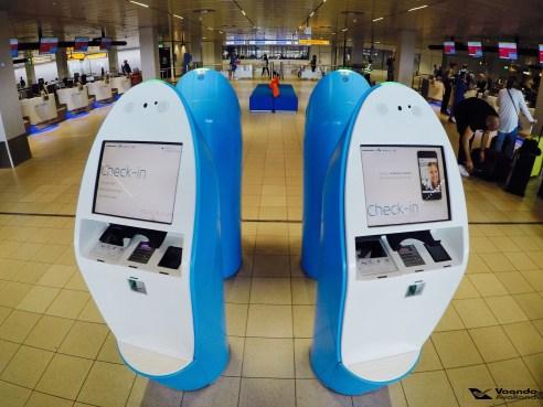 Área de Prioridades - KLM AMS 2