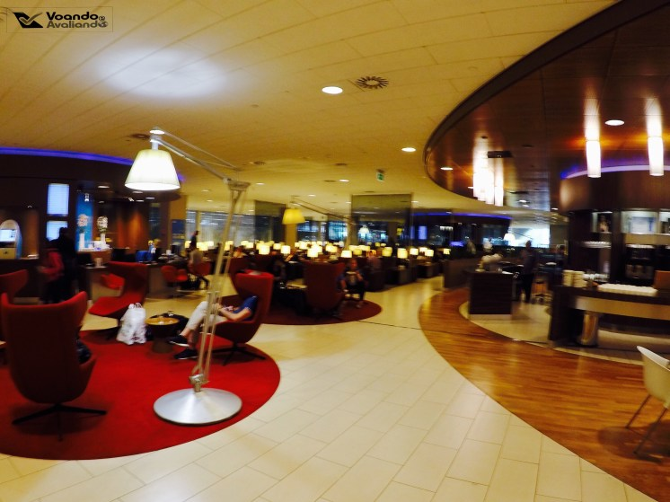 Crown Lounge - Visão Geral 2