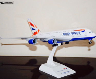 A380 - British 2