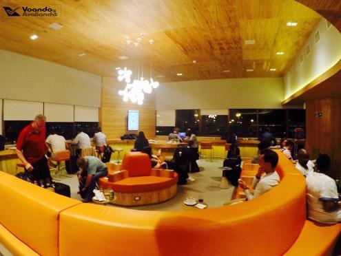 Sala VIP - GOL GRU - Visão Geral 3