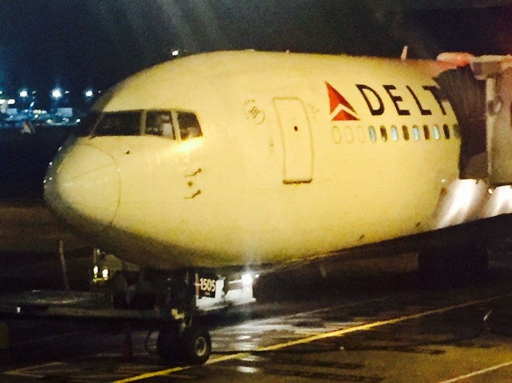 B767 - JKF - Delta 1