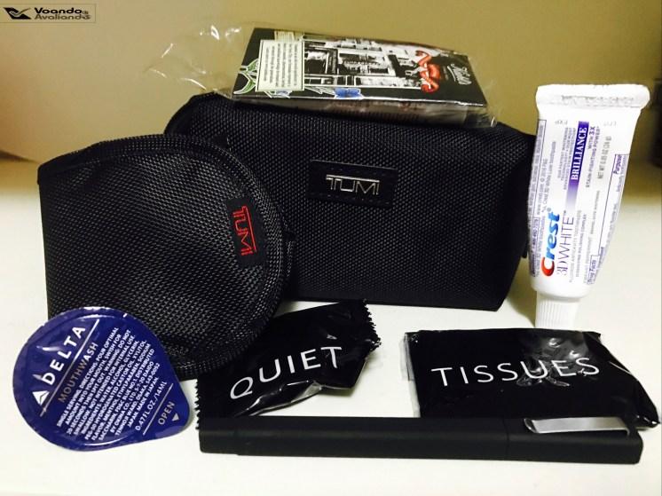 Necessaire TUMI - Delta (produtos)