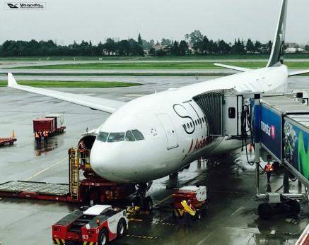 A330 - Star Alliance - Avianca 2