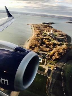 Aproximação Boston - Jetblue 4