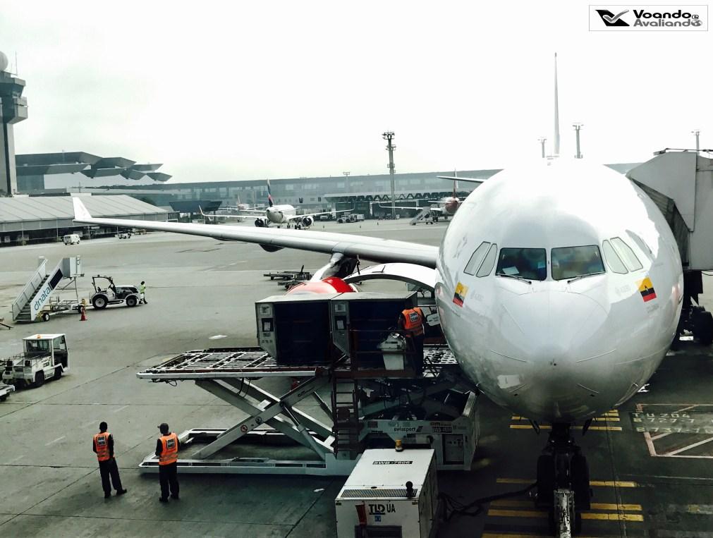 A330 - GRU - Avianca 1