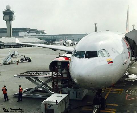 A330 - GRU - Avianca 2