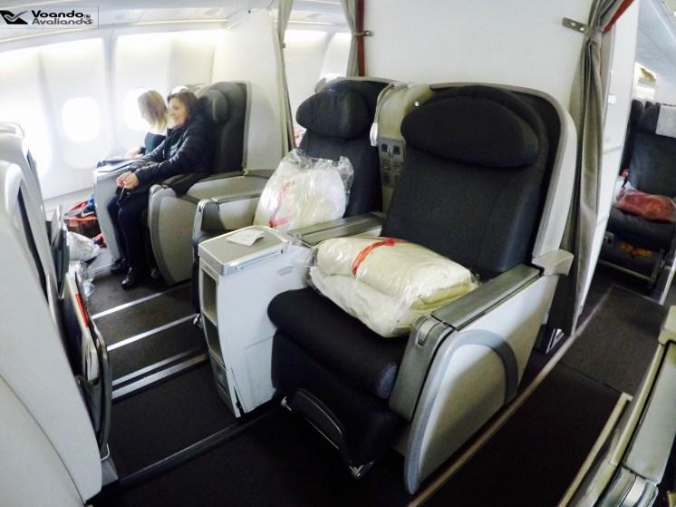 Executiva - Avianca - A330 - Assentos Centrais 1