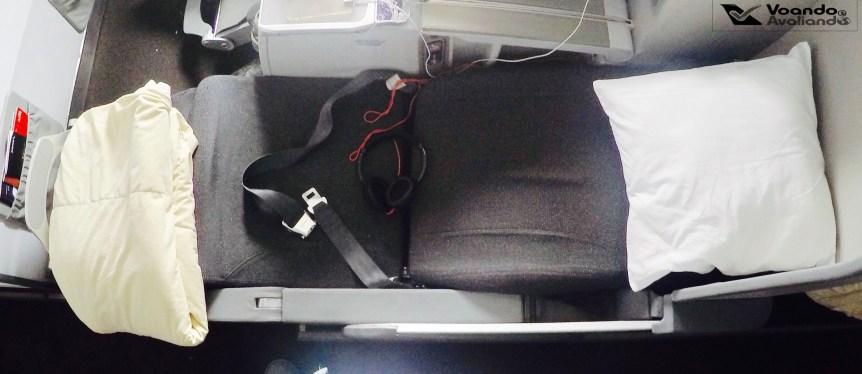 Assento - Posição Cama 2