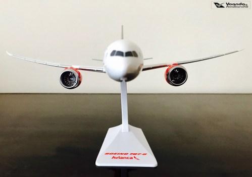 Miniatura B787 - Avianca 2