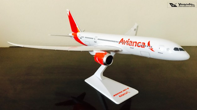 Miniatura B787 - Avianca 1