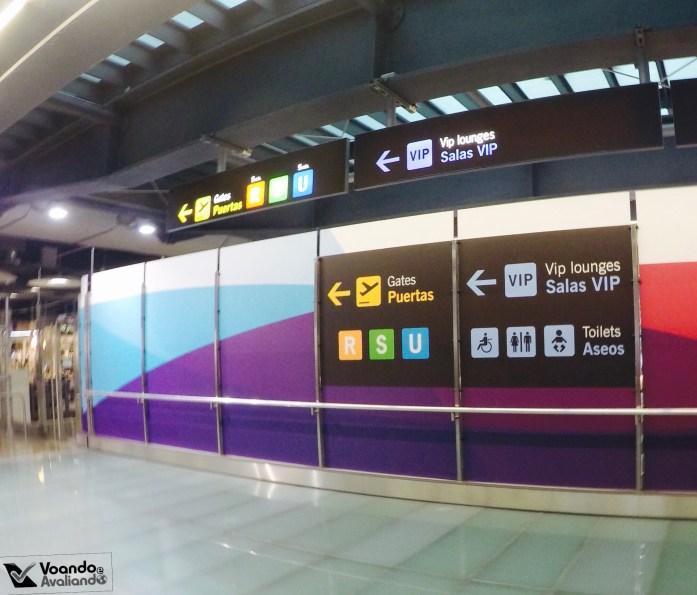 Placas Sinalização - MADRID