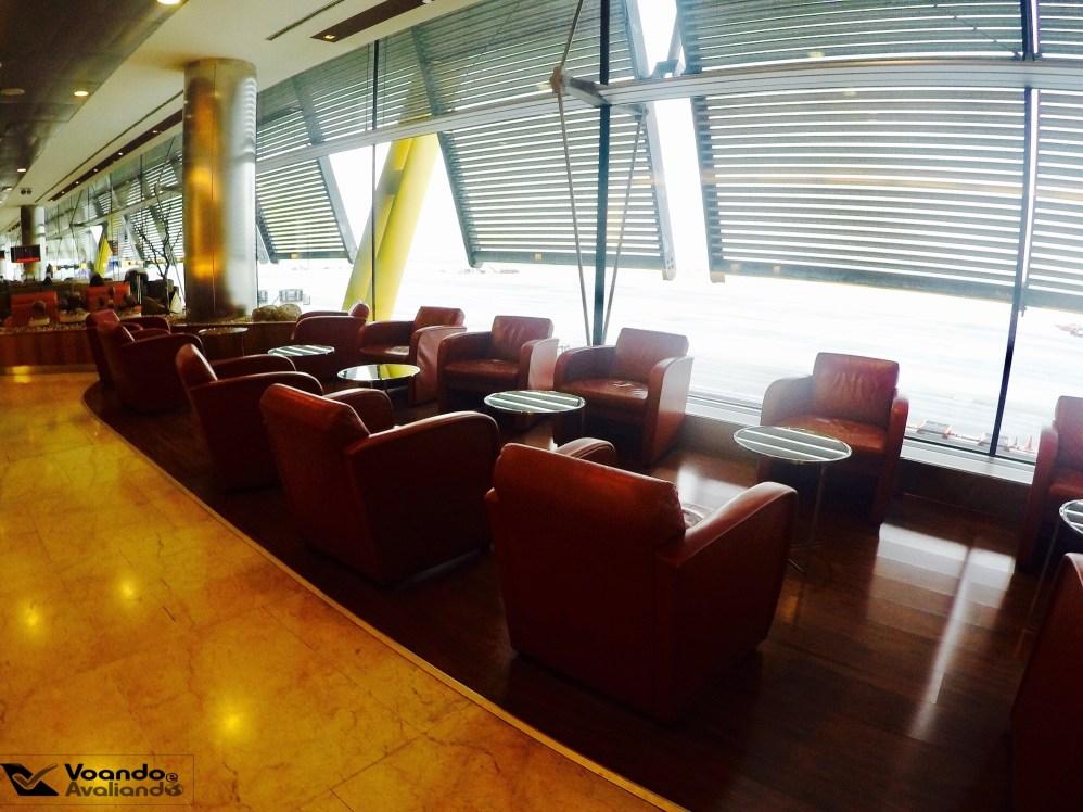 Sala VIP Iberia 1