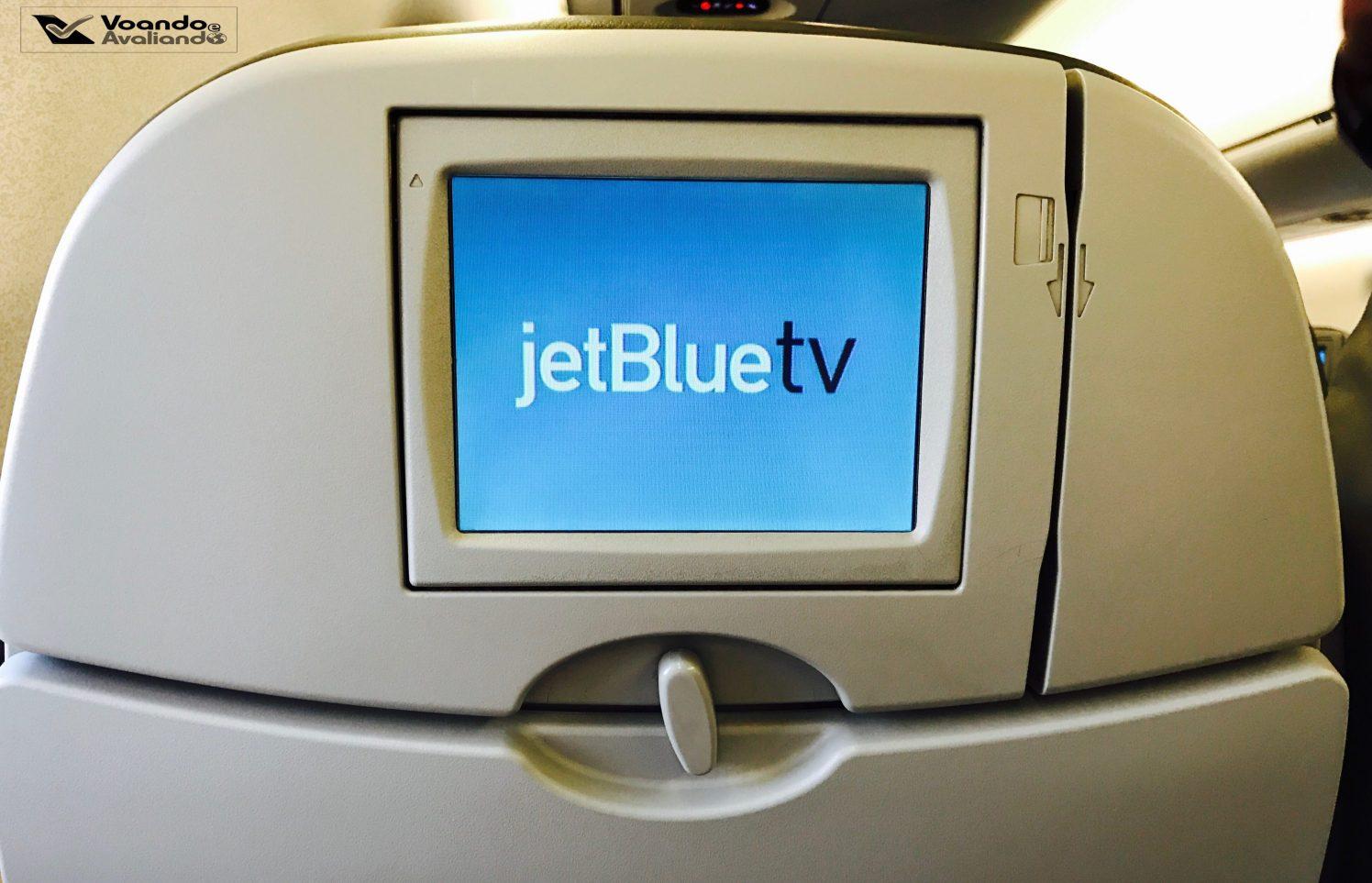 IFE - E190 - Jetblue
