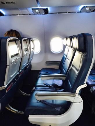 Inside A319 - Delta 7