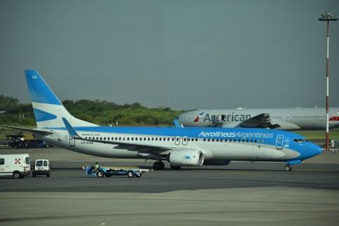 __EZE - B737-8 Aerolineas