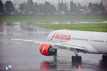 Bogotá - Avianca - Boeing B787 (8)