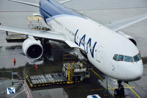Bogotá - LATAM - Boeing 767 (2)