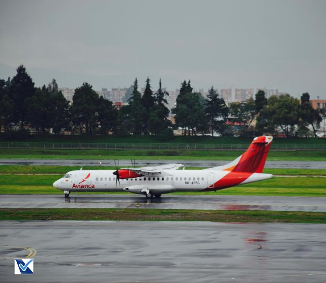 Bogotá - Avianca - ATR (1)