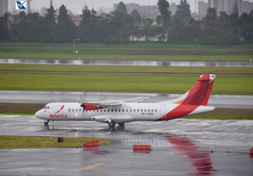 BogoBogotá - Avianca - ATR (2)