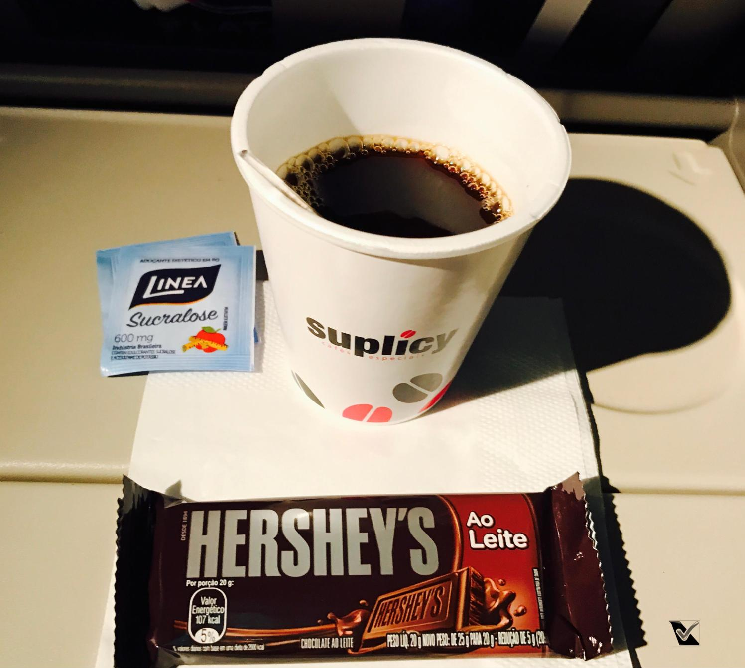 Café e Chocolate - LATAM - GRU LHR