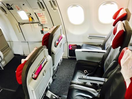 Inside A321 - LATAM