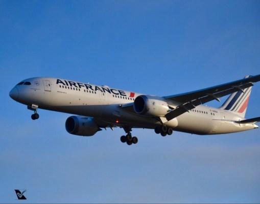 _LHR_B787_Air France 1