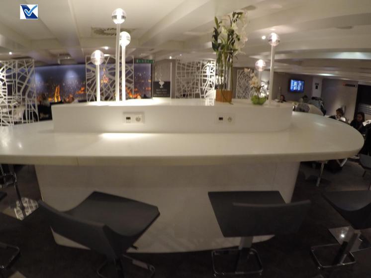 Sala VIP - Star CDG - Bancada (2)