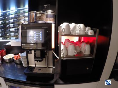 Sala VIP - Star CDG - Máquina de Café