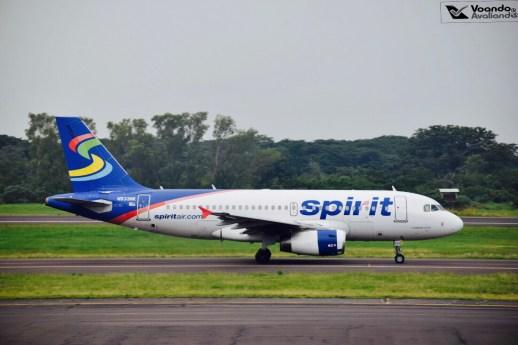 Avianca - JFK_SAL_LIM 4