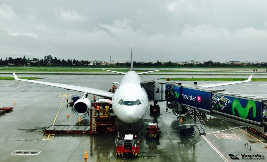 Bogotá - Avianca - Airbus A330 (1)