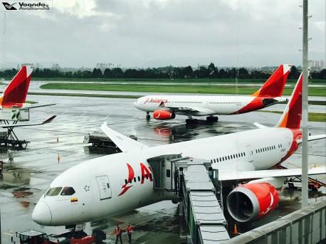 Bogotá - Avianca - Boeing B787 (3)