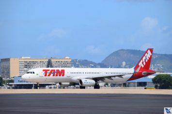 TAM - GIG A321