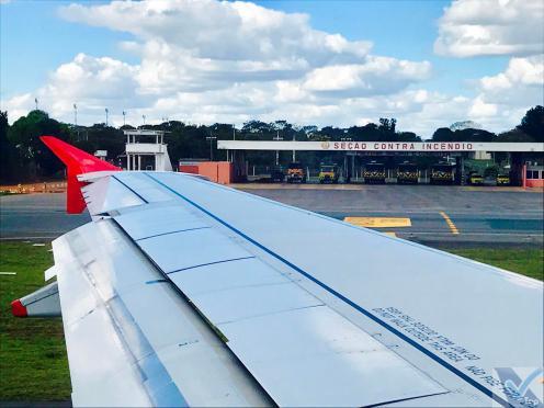 A319 - Avianca - Taxiamento BSB 2