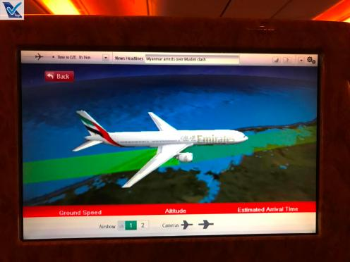 B777 Emirates - Tela IFE Business 2 (2)