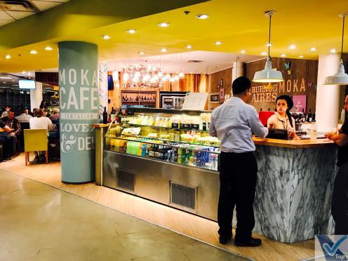 EZE Restaurante parte velha