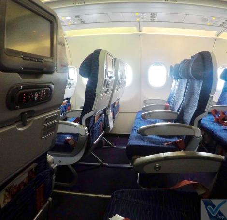 Inside - A319 - Avianca 1