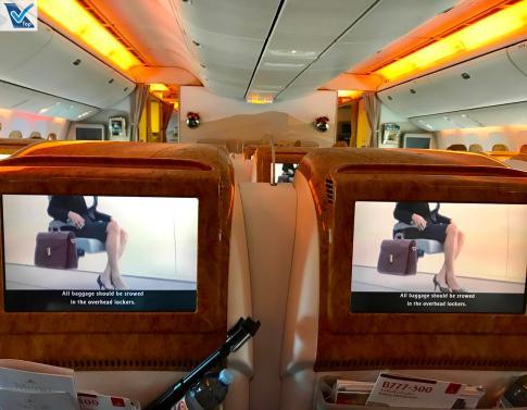 Instruções Emirates 3