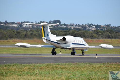 Spotter Day BSB FAB Learjet 3