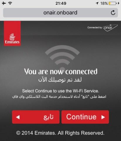 Emirates B777 - Wifi a bordo (1)