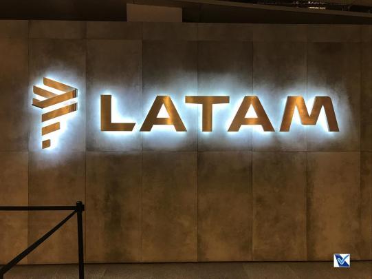 Atendimento LATAM - SCL 1