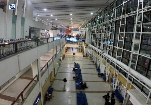Saguão - Aer. Santiago 3