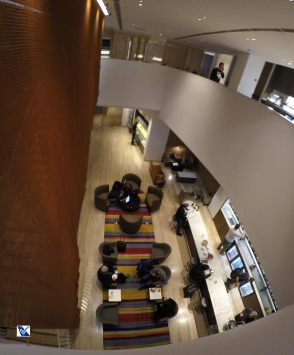 Sala VIP - SCL - LATAM - Ambiente 5
