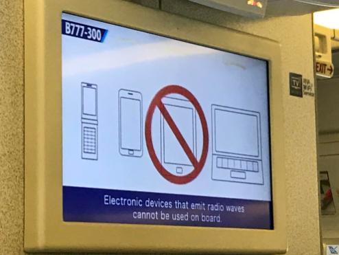 ANA - B777 - Instruções Segurança 3